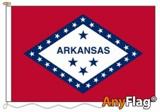 - ARKANSAS ANYFLAG RANGE - VARIOUS SIZES